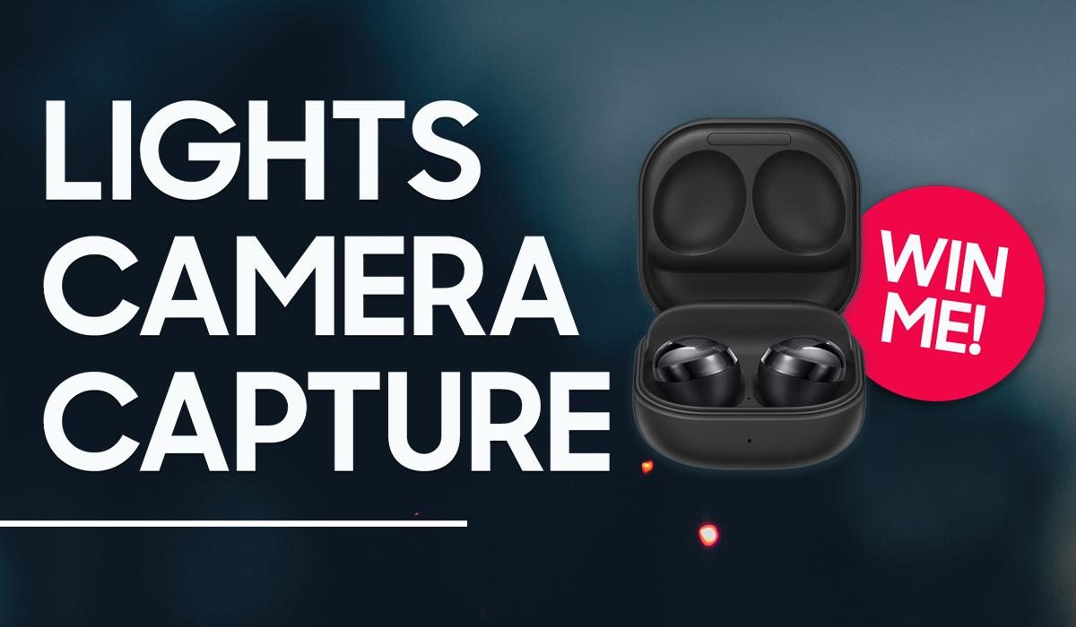 Lights Camera Capture